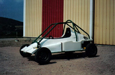 kart cross 1990