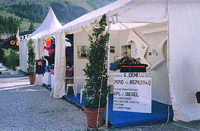 Kit diéselisation LADA NIVA Salon VAL D\'ISERE 1991