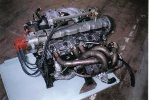 ASCONA moteur