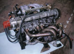 moteur prototype pour ascona de course
