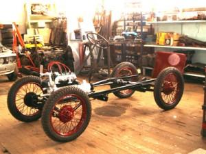 et peint mécanique refaite des freins et une direction qui fonctionnent
