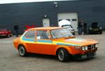Saab 99 en circuit