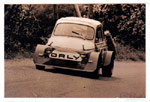 Fiat 500 course de cote nationale