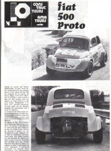 article autopop fiat 500