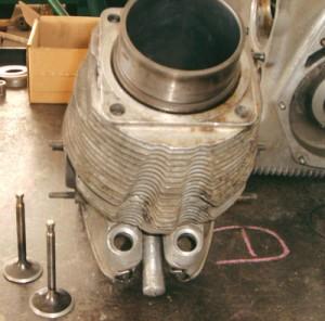 réfection moteur PL17 TIGRE