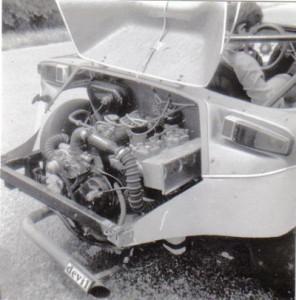 buggy moteur renault 1550 cm3