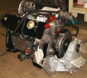 moteur refait