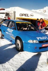 Opel Astra Ferté-Lecomte